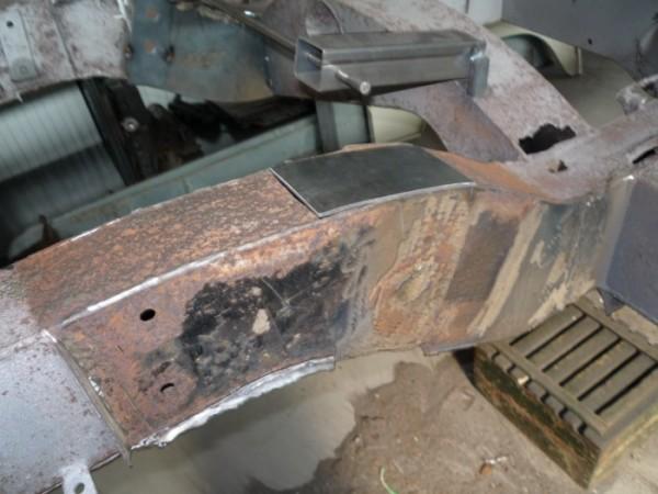 Restauro N 012 T Landroverteam Ricambi Land Rover