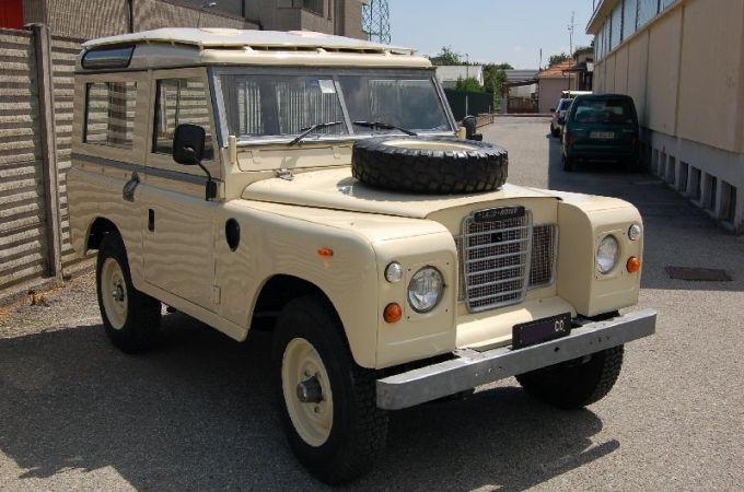 Land Rover 88 Series Iii Veicolo Venduto Landroverteam