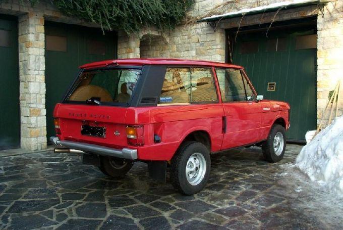 Land Rover Discovery 2 >> Range Rover Classic 3 porte benzina VEICOLO VENDUTO : LandRoverTeam : Ricambi Land Rover ...