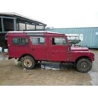 Land Rover Series 1 107 SW