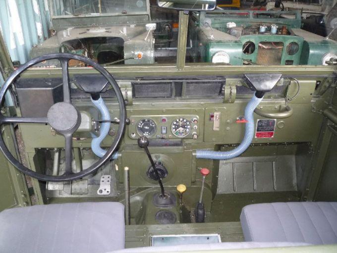 New Land Rover Discovery >> Half Ton militare Series 3 VEICOLO VENDUTO : LandRoverTeam ...
